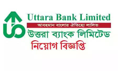 Uttara Bank Limited Job Circular 2021
