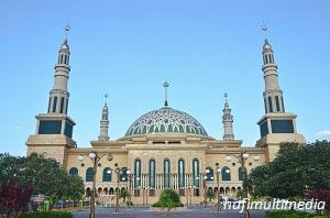 keutamaan masjid yang tidak dimilki musholla