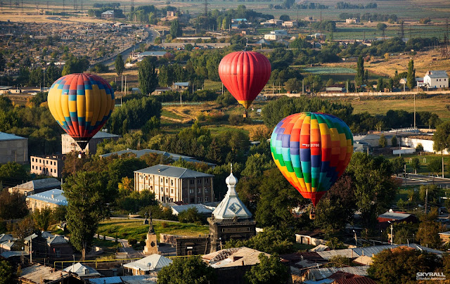 Armenia con ingresos por debajo del promedio