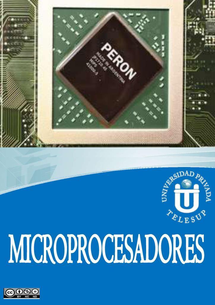 Microprocesadores – TELESUP