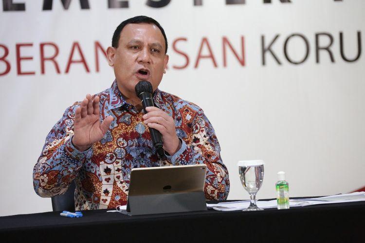 KPK Semakin Liar Ditangan Firli Bahuri, Pegawai KPK: Andai Pimpinan Lain Berani Bicara...