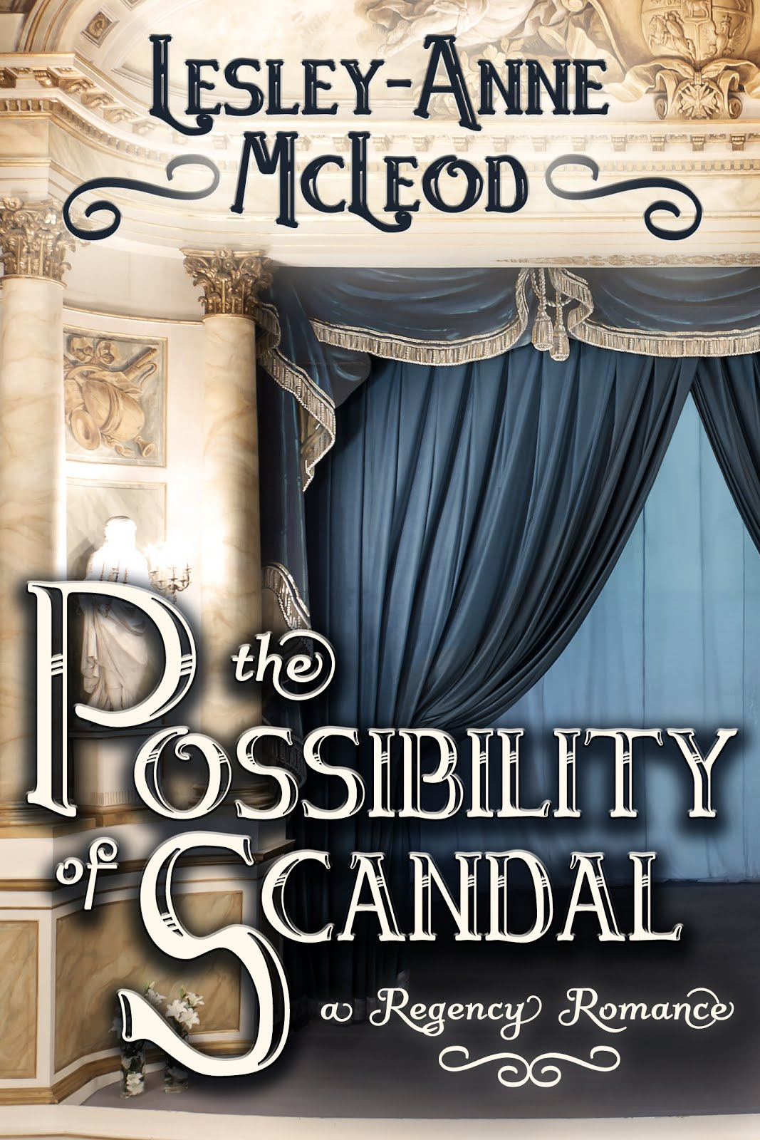The Possibility of Scandal - Now Available