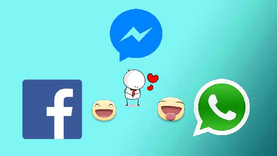 Send customized WhatsApp Stickers to your friends and family