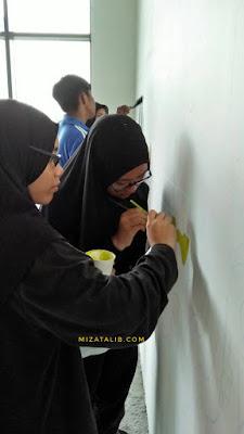 About ThedeoMIXBLOOD, About MMU, Cyberjaya Art Graffiti ,Setia Haruman Sdn Bhd, I Am Me