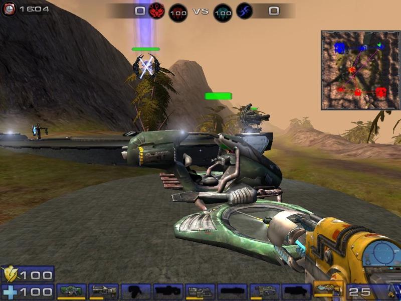 Unreal Tournament 2004 - Full Version Game Download ...