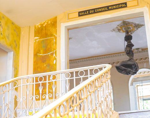 Tourisme, hôtel, ville, mairie, visite, monument, bâtiment, demande, documents, papiers, administration, événement, mariage, LEUKSENEGAL, Dakar, Sénégal, Afrique
