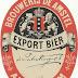 Amstel beers in 1956