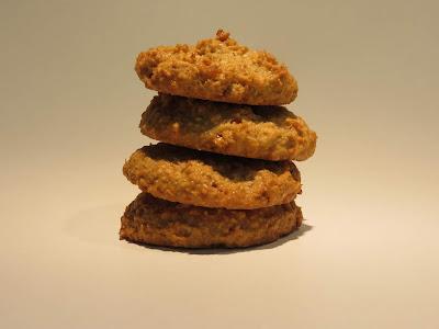 Cookie de Aveia e Coco, como fazer cookie em casa