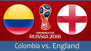 مباراة انجلترا وكولومبيا اليوم فى دور ال16 في كأس العالم والقنوات الناقلة ومشاهدة البث المباشر