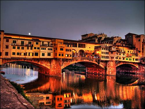 Italian Florence: Firenze Is One Of Most Beautiful Cities In Italy