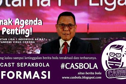Agenda Rapat Luar Biasa Liga 1 Indonesia 2020