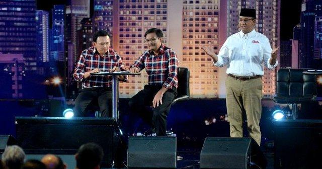 Insiden Djarot & Sindiran Anies Soal Pemimpin Lecehkan Rakyat