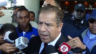 Percival Peña dice se reunirá con director del DNI y quiere hablar con el presidente