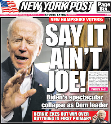 What should Biden do now? (To me, it s obvious!)