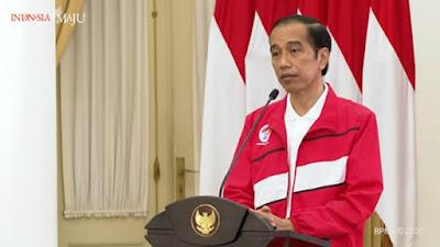 Presiden Ajak Perbaiki Sistem Olahraga