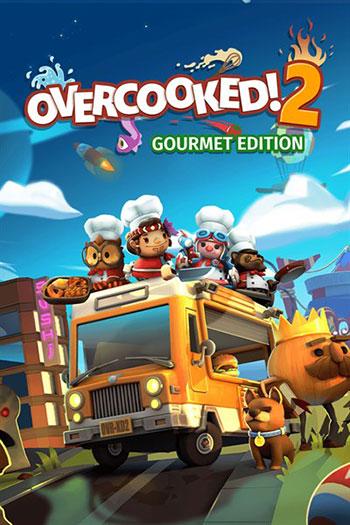 تحميل لعبة Overcooked 2 Gourmet Edition للكمبيوتر برابط مباشر
