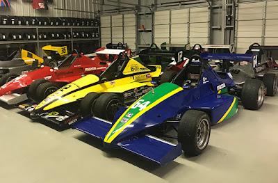 Texas Autosports Formula Mazdas