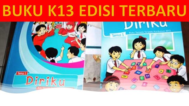 Buku k13 edisi terbaru