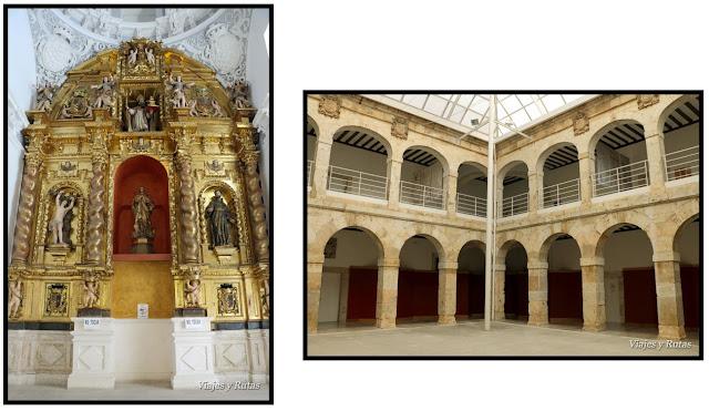 Hospital de San Agustín, Burgo de Osma