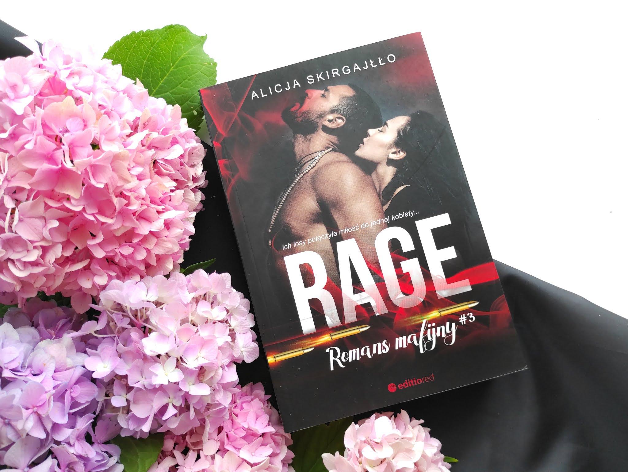 Romans mafijny Rage