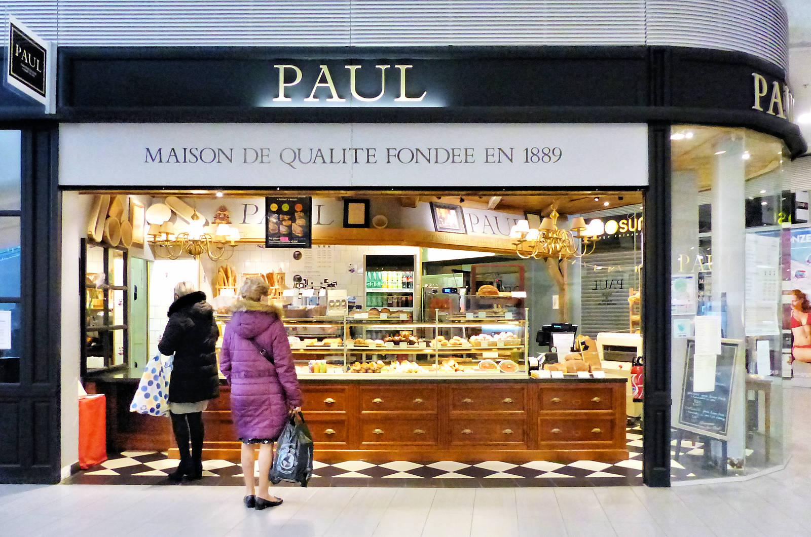 Boulangerie Paul - Centre Commercial Saint-Christophe, Tourcoing