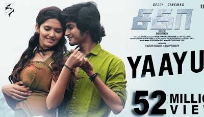 Yaayum Lyrics and  Video Saran, Ayra | Shabir | Murugesh |#Lyricstones