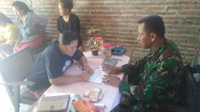 """TMMD '98: TNI """"Berikan"""" Uang Makan Prajurit Pada Warga"""