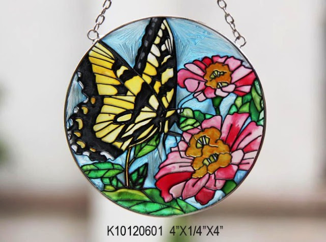 Stained GLASS Suncatchers for WINDOWS