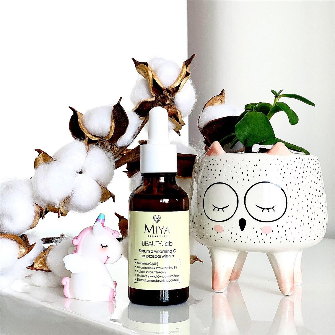 Miya Beauty Lab serum z witaminą C
