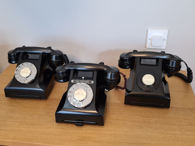 GPO 332, GPO 312, and GPO 332 with a Dummy Dial