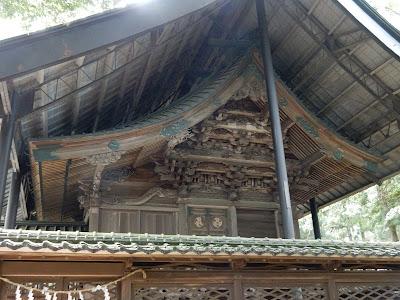 野木神社本殿