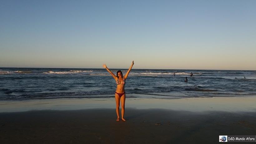 Praia do Futuro em Fortaleza, Ceará