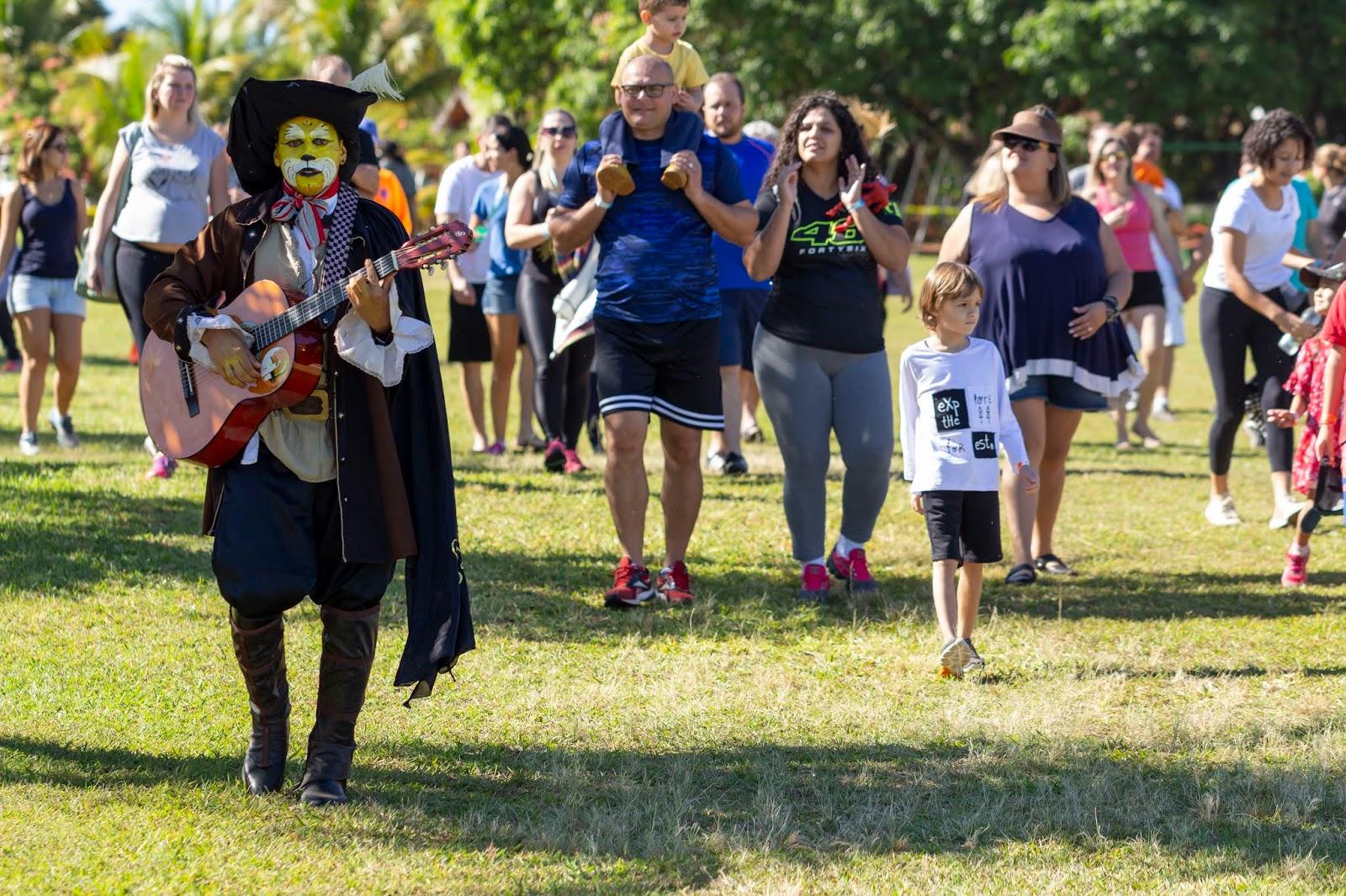 Dia dos Pais: Brotas Eco Resort tem desconto de 100% para os pais e muita diversão para toda a família
