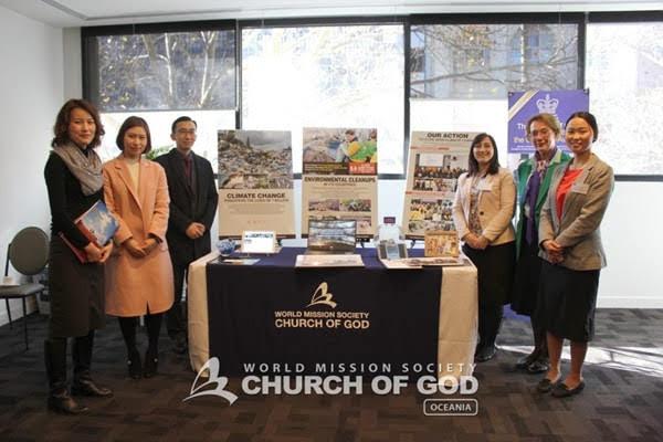 United Nations Association of Australia Climate Collaboration Forum, Melbourne