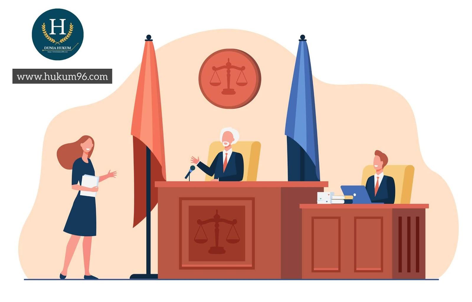 Perbedaan Hukum Acara Perdata dan Hukum Acara Pidana