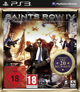 Saints Row IV Game of the Century Edition PS3 Torrent