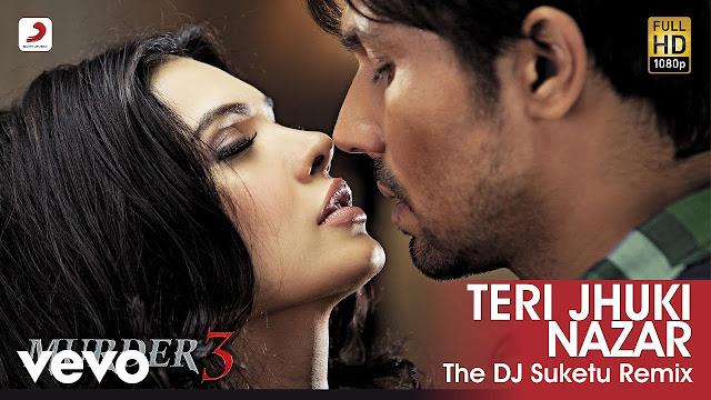 Teri Jhuki Nazar Lyrics - Murder 3  | Randeep | Pritam