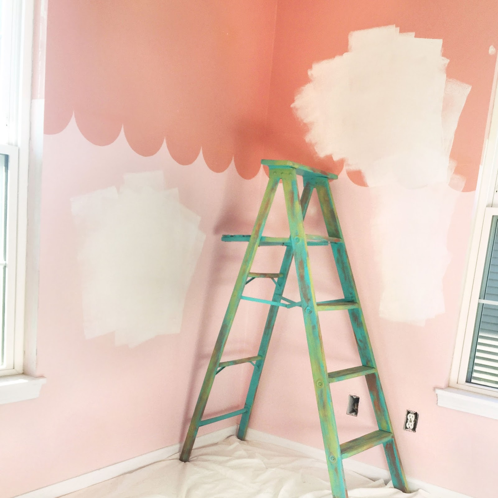 The Creative Orchard Decorate Watercolor Walls Paint
