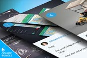 UI UX Design Bootcamp course bundle