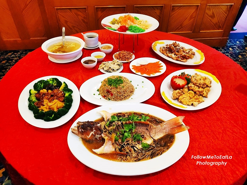 Follow Me To Eat La Malaysian Food Blog Chinese New Year 2020 Promotion At Tung Yuen Halal Chinese Restaurant Grand Bluewave Hotel Shah Alam