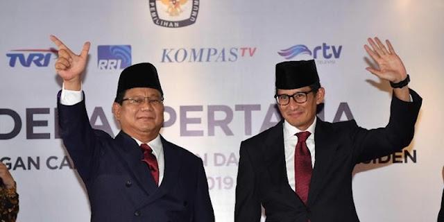 Jika Ingin Gerindra Berjaya, Prabowo Harus Usung Sandiaga Uno yang Lebih Bisa Diterima Masyarakat