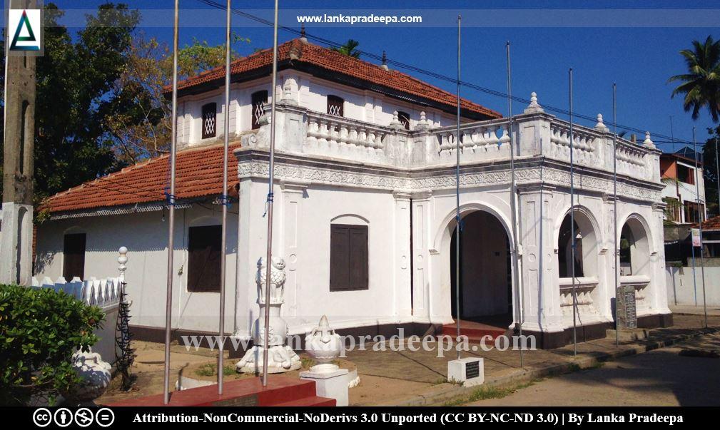 Pushparama Viharaya, Ratmalana
