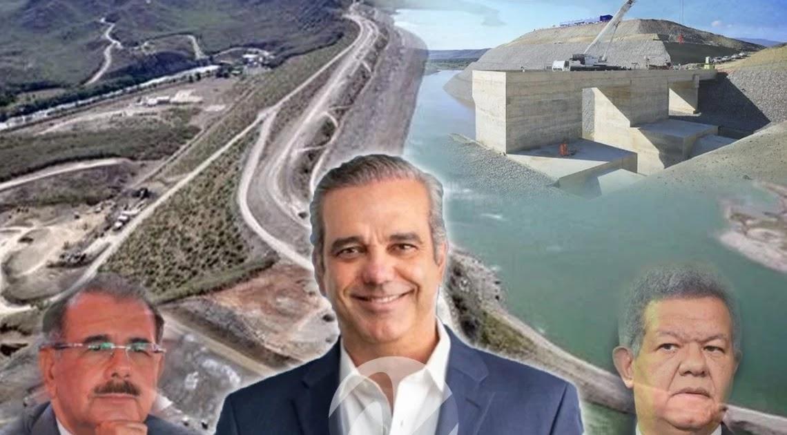 BARAHONA: Presa de Monte Grande: odisea de una década, cuatro gobiernos y  aún no concluye - El Faro del Sur