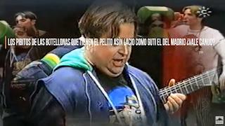 """Pasodoble con Letra """"Mi Tierra"""". Chirigota """"Los Pivitos de las Botellonas que tienen el pelito..."""""""