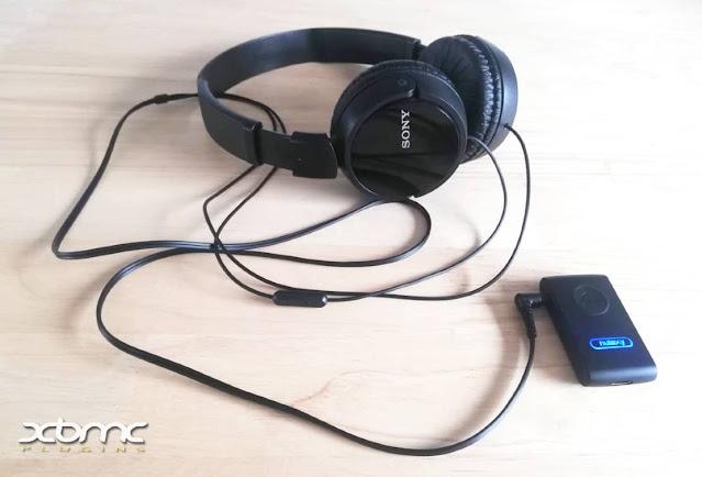 usar transmisor en auricular sin bluetooth