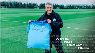 JUST IN: Manchester City unveil new arrival ahead of the restart of EPL