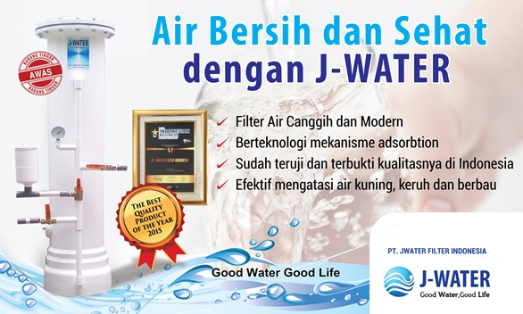 filter air kebagusan