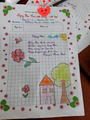 Lớp luyện chữ đẹp cho học sinh lớp 1, 2, 3, 4, 5