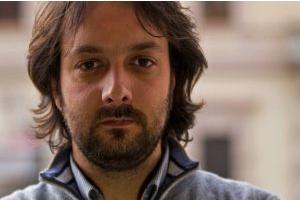 Alberto Di Giandomenico autore del video sui migranti a Campo di Giove. Foto tratta dal sito ilgerme.it