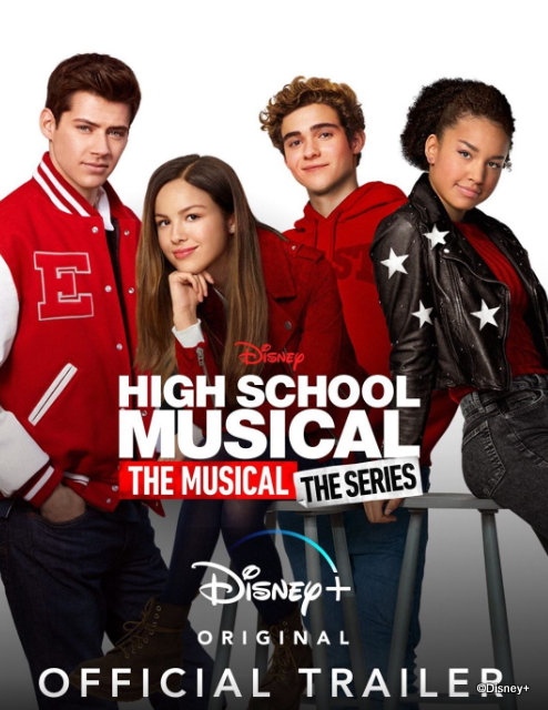 D23 2019 Disney Plus, High School Musical: The Musical: The Series